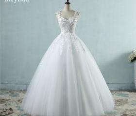 Ball Gown Real Image..