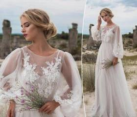 Boho Wedding Dresses..