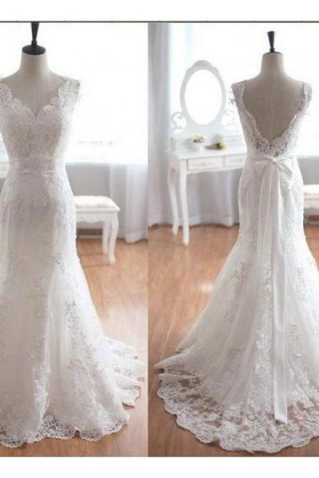 Wedding Dresses,2018 Wedding Gown,Lace Wedding Gowns,New Bridal Dress,Fitted Wedding Dress,Brides Dress,Vintage Wedding Gowns,Wedding Dress,W1724